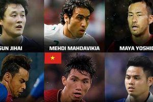 Văn Hậu được đánh giá nằm trong nhóm hậu vệ xuất sắc nhất châu Á