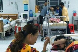 Nhiều người tại Hồng Dân bị ngộ độc do ăn bún thiu