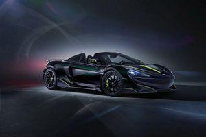 Siêu xe McLaren 600LT Spider 'hàng hiếm' hơn 6,4 tỷ đồng