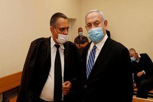Thủ tướng đương nhiệm Israel phải hầu tòa