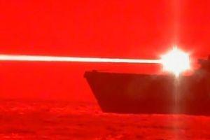 'Vũ khí laser Mỹ không hiệu quả khi chiến đấu'
