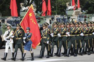 Quân đội TQ lần đầu lên tiếng về dự luật an ninh cho Hong Kong