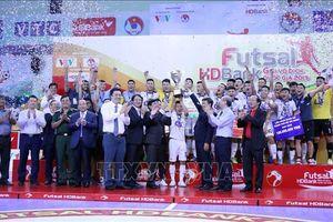 Giải Futsal HDBank Vô địch Quốc gia khởi tranh từ ngày 1/6
