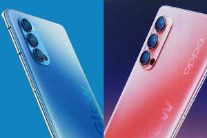OPPO Reno 4: Ấn tượng cụm camera lồi tựa iPhone 11