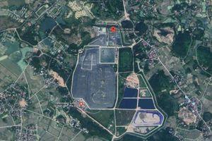 Bảo hộ vệ sinh khu vực lấy nước sinh hoạt xung quanh bãi rác Nam Sơn