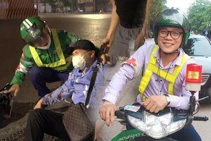 Anh xe ôm chuyên cứu người bị tai nạn giao thông