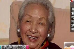 Bà lão bị ung thư sống thọ tới trăm tuổi, bí quyết gói gọn trong 4 điều