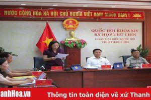 ĐBQH tỉnh Thanh Hóa: Đẩy mạnh các giải pháp phòng chống xâm hại trẻ em trên môi trường mạng