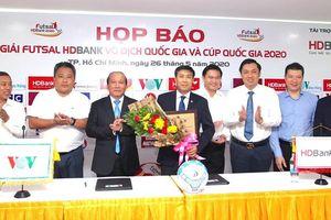 HDBank tiếp tục đồng hành với các giải futsal quốc gia năm 2020