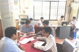 Kiểm tra công tác cải cách hành chính huyện Châu Thành, TP.Sa Đéc