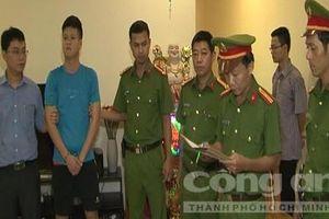 Trùm cá độ Quang 'camel' bị bắt vì mở tiệc ma túy mừng sinh nhật vợ
