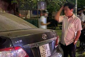 Khởi tố vụ án Trưởng Ban Nội chính tỉnh Thái Bình gây tai nạn rồi bỏ chạy