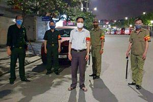 Tổ tự quản ANTT khu phố ở phường Hồng Hải (TP Hạ Long)