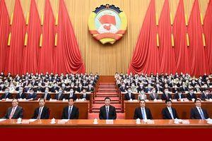 Trung Quốc bế mạc kỳ họp thứ ba Đại hội đại biểu nhân dân toàn quốc khóa XIII