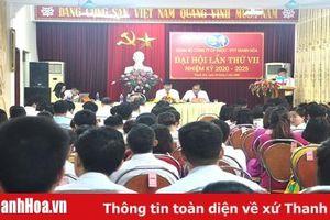Đại hội Đảng bộ Công ty CP Dược - Vật tư y tế Thanh Hóa