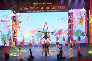 Khai mạc Gala xiếc ba miền 2020 tại Quảng Ninh