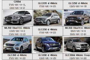 Mercedes-Benz Hàn Quốc có nguy cơ bị phạt hơn 63 triệu USD vì bê bối khí thải