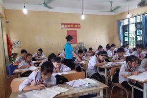 Hà Nội đề xuất bổ sung 224 biên chế xét đặc cách giáo viên hợp đồng