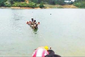 Đi vớt bèo 2 nạn nhân bị đuối nước tử vong