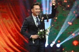 Thành Trung bất ngờ vắng mặt trong đề cử giải thưởng VTV Awards