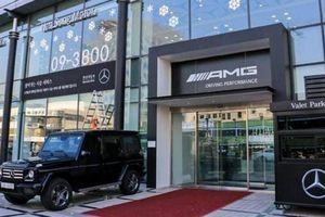 Công tố viên Hàn Quốc khám xét văn phòng Mercedes-Benz