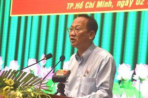 Năm 2019, TP.HCM xử lý nhiều tổ chức đảng và đảng viên vi phạm