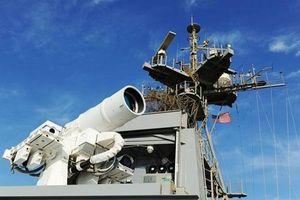 Vũ khí laser tiêu diệt máy bay không người lái của Mỹ là 'vô dụng'?