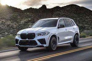 Đánh giá BMW X5 M Competition 2020: Mạnh nhưng không nhanh hơn đối thủ