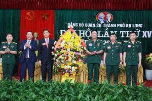 Đảng bộ Quân sự tỉnh: Hoàn thành đại hội cấp cơ sở nhiệm kỳ 2020-2025
