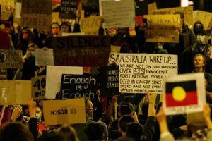 Biểu tình phản đối phân biệt chủng tộc lan đến Sydney