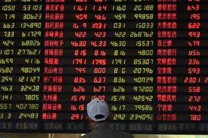 Chứng khoán đại lục nhuốm đỏ khi Trung Quốc ngưng mua nông sản Mỹ