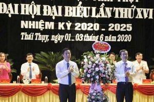 Huyện Thái Thụy (Thái Bình): Khai thác tiềm năng huyện ven biển và khu kinh tế