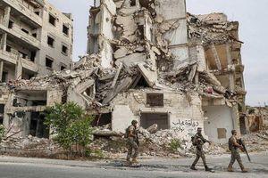 Lần đầu tiên Nga không kích tại Tây Bắc Syria sau lệnh ngừng bắn