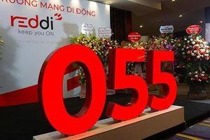 Mạng di động ảo Reddi dùng đầu số 055 chính thức ra mắt