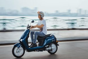 Xe máy điện YADEA BuyE ra mắt thị trường, giá 21,99 triệu đồng