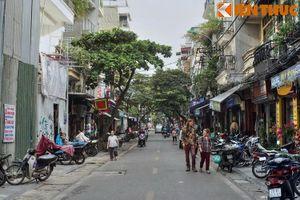 Con phố nào ở Hà Nội bị cháy thảm khốc năm 1891?