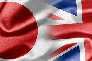 Thỏa thuận thương mại giữa Anh và Nhật Bản đứng trước nhiều thách thức