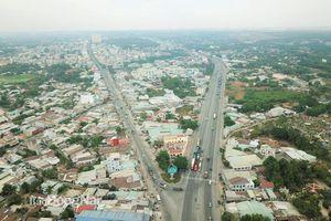 Định hình các trục phát triển cho đô thị Long Thành, Nhơn Trạch