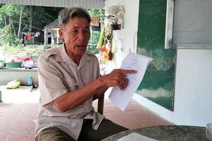 Kỳ lạ 'sổ đỏ' bản photo đầy bí ẩn của ngư dân Thanh Hóa