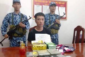 Đoàn đặc nhiệm PCTPMT số 2 bắt đối tượng tội phạm ma túy nguy hiểm