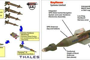 Bom Paveway IV - Thương vụ đang rúng động Trung Đông