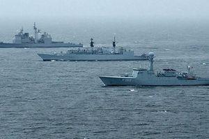 Hạm đội 19 quốc gia tham gia tập trận quy mô lớn tại biển Baltic