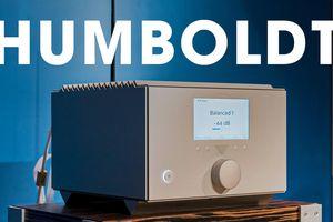 AudioNet Humboldt - Ampli tích hợp hạng nặng, cuốn người nghe bằng độ tĩnh và chất 'đèn'
