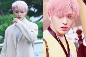 Ngắm nhìn những nam thần K-Pop diện trang phục màu hồng đẹp hơn cả phái nữ