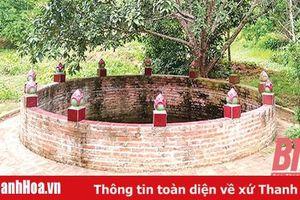 Di tích lịch sử đền Giếng Đá - nét đẹp tín ngưỡng thờ Mẫu