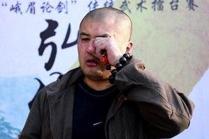 Đại hội võ truyền thống Trung Quốc bị hủy vì nghi lừa đảo
