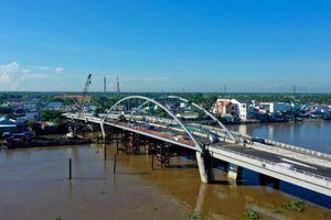 Ngắm những cây cầu thi công nhanh kỷ lục