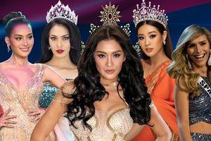 Miss Universe Thailand chấp nhận thí sinh chuyển giới: Fan triệu hồi đối thủ Nhật Hà kèn cựa Khánh Vân