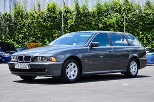Cận cảnh BMW 520d wagon gần 20 năm tuổi độc nhất VN