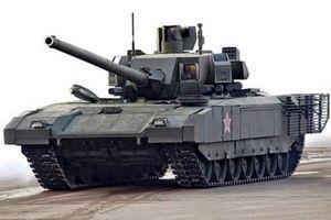 Bị 'vùi dập', Nga vẫn khẳng định xe tăng T-14 Armata thử nghiệm thành công
